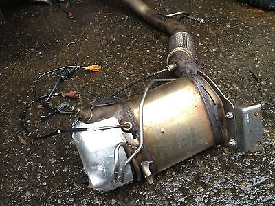 seat  tdi fr vw golf audi dpf diesel particulate filter breaking na